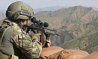 Şırnak'ta 9 teröristetkisiz hale getirildi