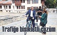 Zeytinburnu'nda akıllı bisiklet kiralama dönemi başladı