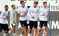 Beşiktaş'da B36 Torshavn mesaisi başladı