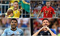 Dünya Kupası'nda çeyrek final heyecanı başlıyor