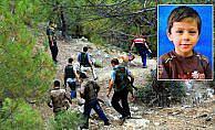 Hatay'da kaybolan 6 yaşındaki çocuk aranıyor