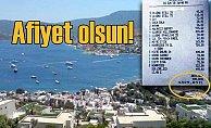 Bodrum Türkbükü#039;nde tatilcilere hesap kazığı
