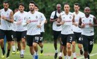 Beşiktaş , Malatyaspor maçı hazırlıklarını sürdürdü