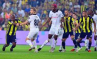 Fenerbahçe 1- Beşiktaş 1