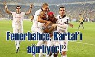 Fenerbahçe Beşiktaş Derbisi   Fenerbahçe: 1 - Beşiktaş: 1 (Maç Sonucu)
