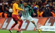 Galatasaray 1- Bursaspor 1