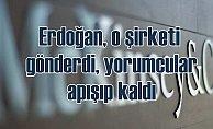 McKinsey Ankara'dan kovuldu: İlk açıklama Erdoğan'dan
