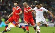 Rusya 2- Türkiye 0