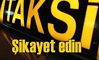 SAWKOOP'dan vatandaşlara çağrı: Kurallaya uymayan taksiciyi şikayet edin