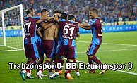 Trabzonspor 3 puanı kaçırdı
