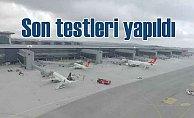 Yeni havalimanı küresel uçuşlara hazır