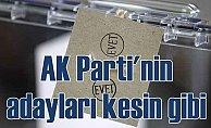 AK Parti'nin adayları kesin gibi: İşte 28 ilde başkan adayı