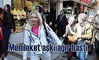 Aleyna Tilki'nin memleket aşkı: Seydişehir'e ziyarete geldi