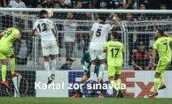 Beşiktaş, Sarpsborg deplasmanında