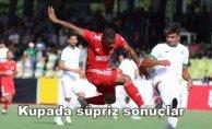Bodrumspor, Sivasspor'u kupadan eledi