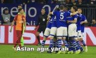 FC Schalke 04 2- Galatasaray 0