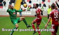Sivasspor 1- Rizespor 1