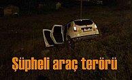 Şüpheli araç polise çarptı kaçtı, 1 şehit