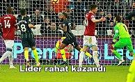 West Ham 0 -Manchester City 4