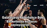BasketboldaGalatasaray-Fenerbahçe Beko derbisi oynanıyor