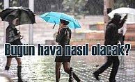 Bugün hava nasıl olacak? Yağmur ve kar yağışı bekleniyor