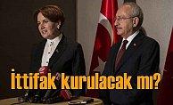 CHP - İYİ Parti ittifakı kurulacak mı?