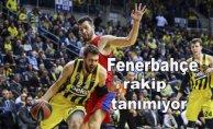 Fenerbahçe BEKO, CSKA'nın aklını aldı