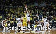 Fenerbahçe Beko galibiyet serisine devam etti