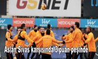 Galatasaray evinde Demir Grup Sivasspor'u ağırlıyor