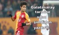 Galatasaray'ın genç yıldızı 16 yaşında ama 70 golü var