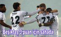 Beşiktaş BB Erzurumspor'u ağırlıyor