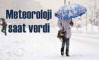Bugün hava nasıl olacak; Kar, yağmur ve fırtına geliyor