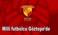 Göztepe milli futbolcu Serdar Gürler'i renklerine bağladı