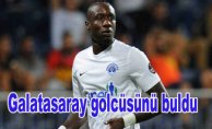 Mbaye Dıağne Galatasaray'da