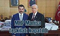 MHP Manisa İl Başkanı görevden alındı, teşkilat kapatıldı