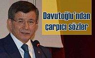 Davutoğlu#039;ndan çarpıcı açıklamalar; Karamsarlık yaygınlaşıyor