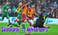 Galatasaray uzatma dakikalarında 3 puanı aldı