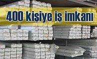 Seydişehir'e alüminyum sektöründe yeni yatırım; 400 gence iş imkanı