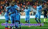 Trabzon deplasmanda kazandı