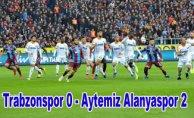 Trabzonspor evinde ağır yara aldı