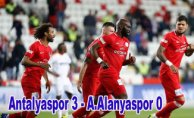 Antalyaspor rahat kazandı