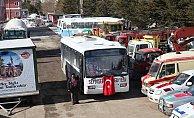 Başkan Tutal; Araç parkına 35 araç kazandırdık