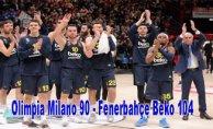 Fenerbahçe Beko liderliği garantiledi