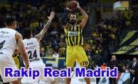 Fenerbahçe Beko, Real Madrid'le oynuyor