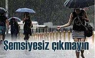 Bugün hava nasıl olacak? | Şemsiyesiz dışarıya çıkmayın