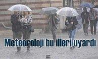 Bugün hava nasıl olacak? Trakya ve Marmara'ya yağmur uyarısı