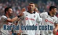 Kartal evinde coştu | Beşiktaş: 4 - Ankaragücü: 1