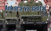 ABD'den Ankara'ya S-400 şantajı