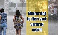 Bugün Hava nasıl olacak  | Sel baskını uyarısı geldi