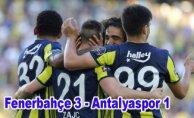 Fenerbahçe sezonu galibiyetle kapadı